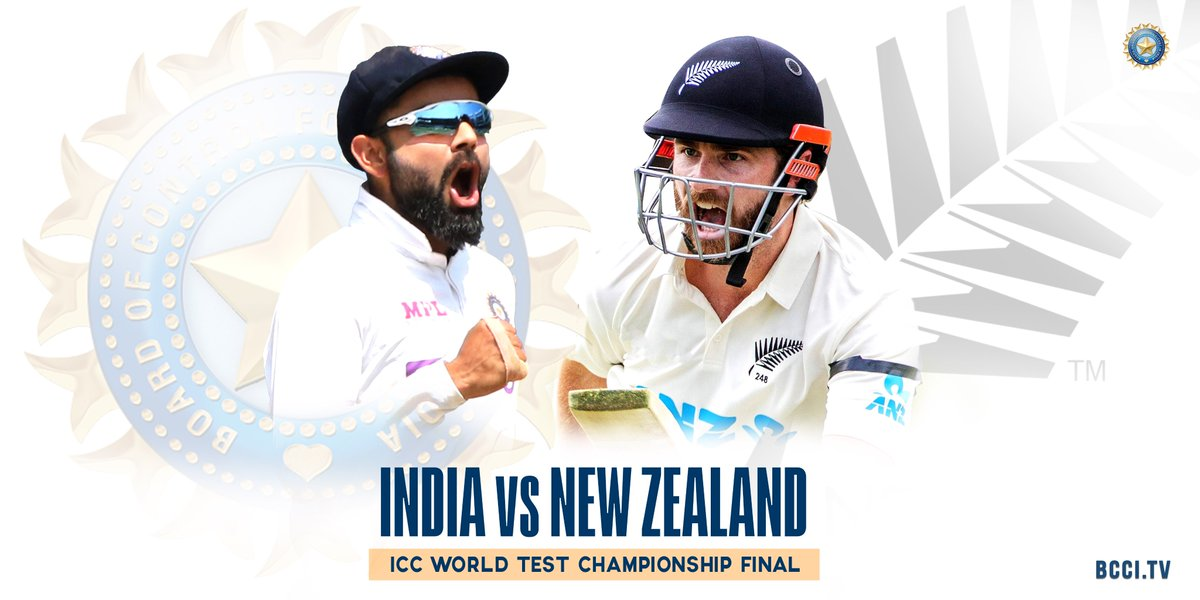 An emphatic series win today over England, #TeamIndia will lock horns with New Zealand in the inaugural ICC World Test Championship Final! 🤜🤛  CANNOT WAIT! ⌛  @Paytm #INDvENG