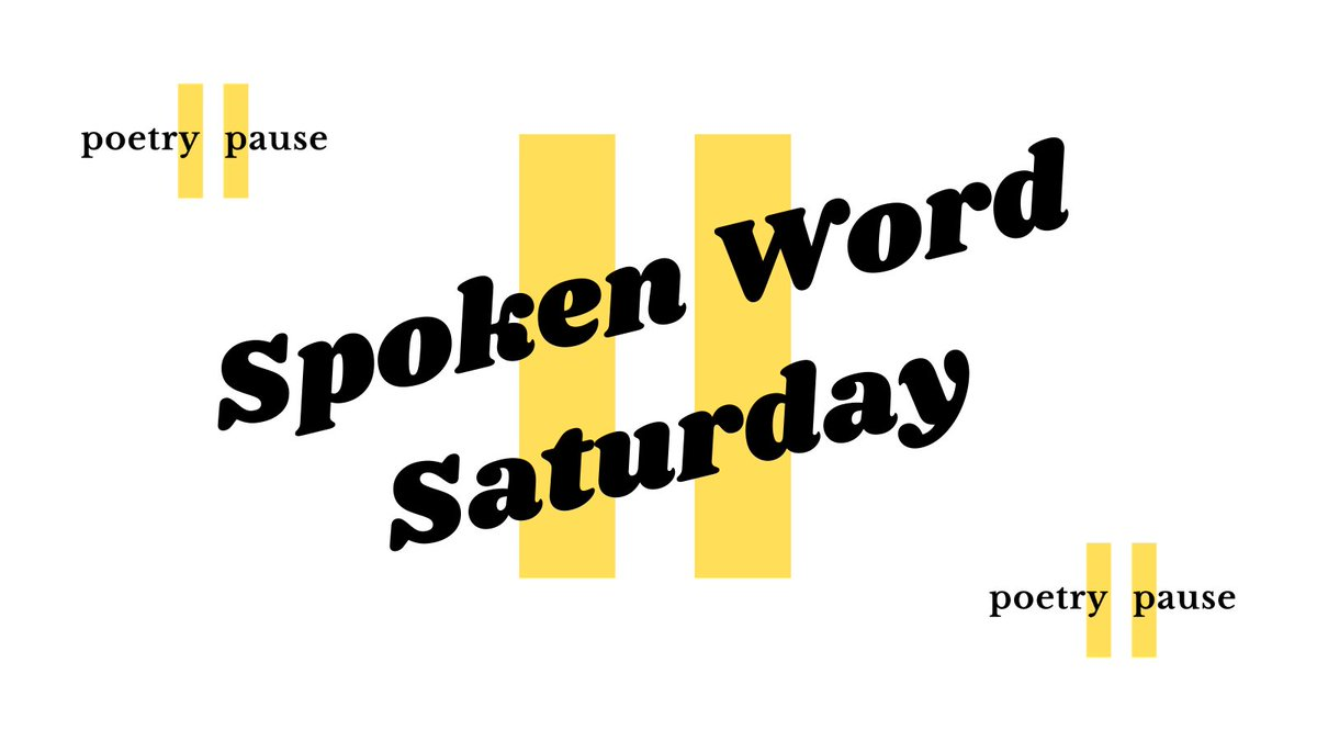 """#PoetryPause It's Spoken Word Saturday! Take a pause for """"The Great American Melting Pot"""" by Fauzia Agbonhin"""