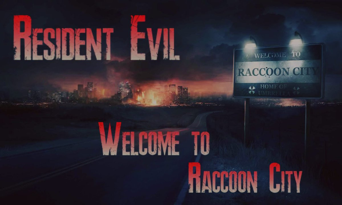 (1/5) The upcoming Resident Evil movie reboot has been given an official title!  Resident Evil: Welcome to Raccoon City.  A recent interview with director Johannes Roberts on IGN reveals information about the upcoming film adaptation.   #residentevilreboot  #ResidentEvilMovie https://t.co/3gQKlJeZsn
