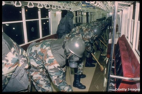 地下鉄サリン事件から26年、日本を震撼させた同時多発テロ事件・・・