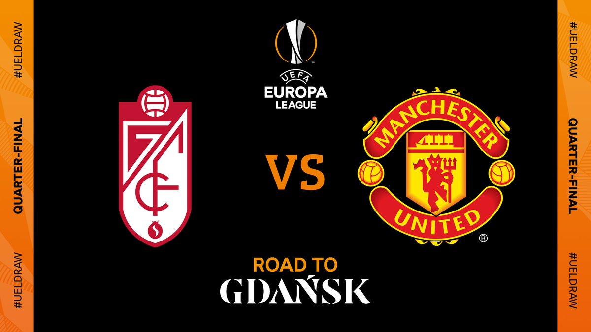 Granada vs Manchester United Full Match – Europa League 2020/21