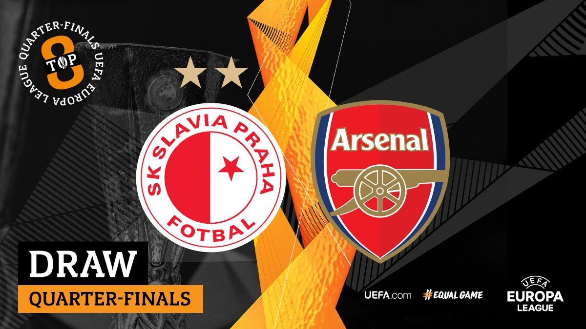 Slavia Praha vs Arsenal Full Match – Europa League 2020/21