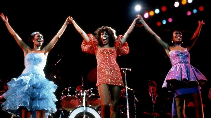 Happy Birthday to Ruth Pointer of The Pointer Sisters.