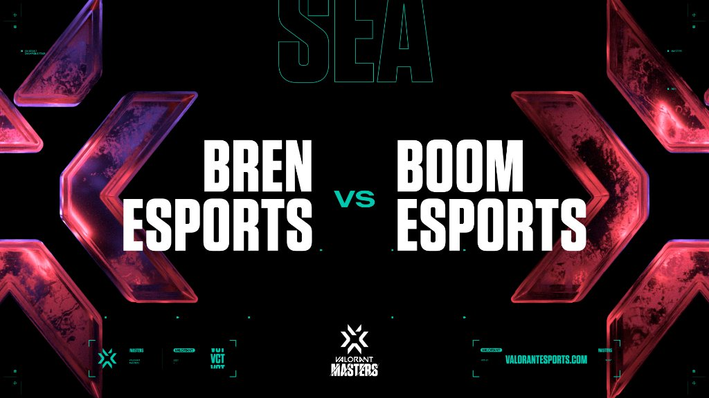 BOOM Esports vct masters