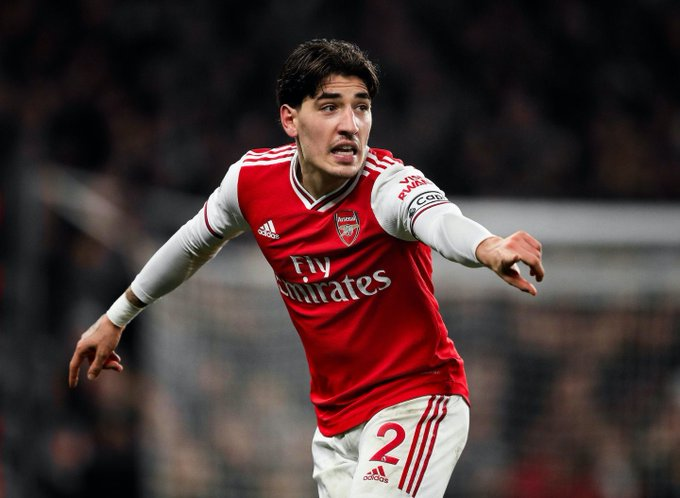 Happy birthday to Arsenal s Hector Bellerin!  A captain, role model and nearly a decade of service at Arsenal.