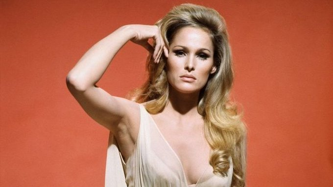 Happy Birthday to the Gorgeous Ursula Andress
