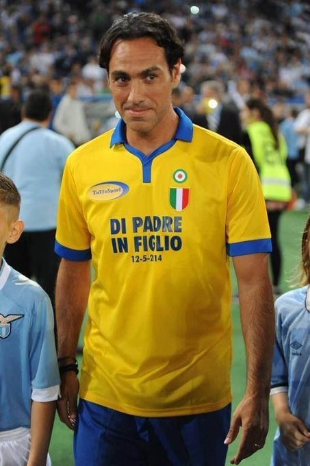 Auguri and Happy Birthday to one of the greatest of all tim. True blue Alessandro