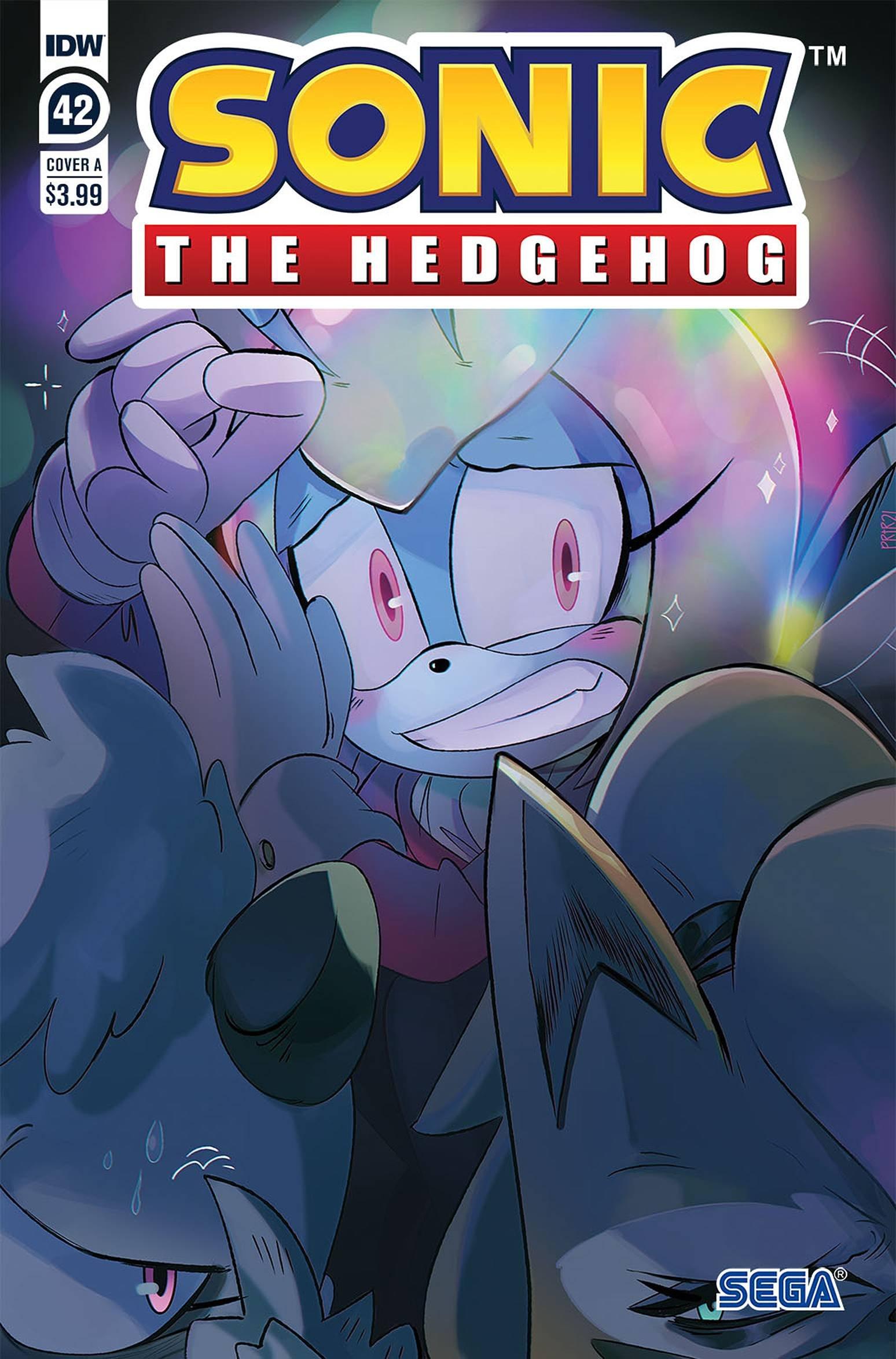 IDW Sonic #42