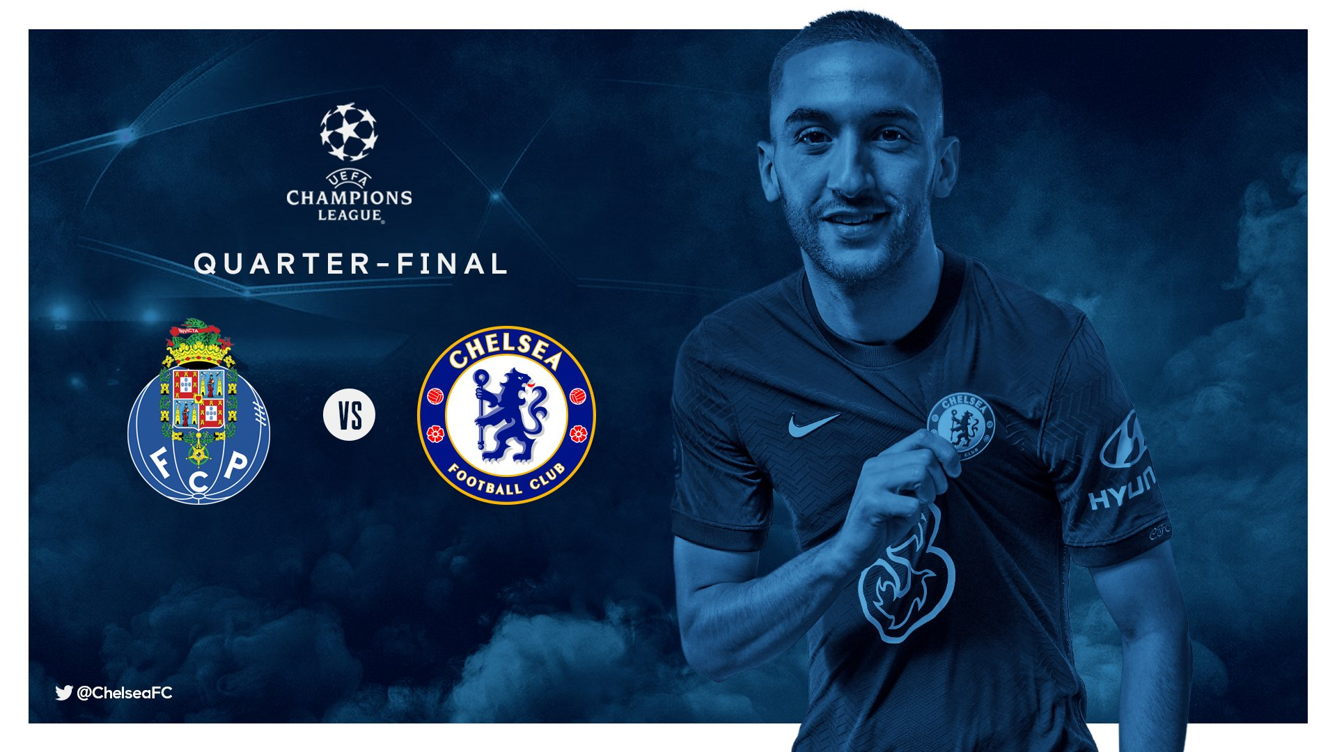UCL QF 2020/21 | Porto - Chelsea Ew1qaipXMAUFViG?format=jpg&name=large