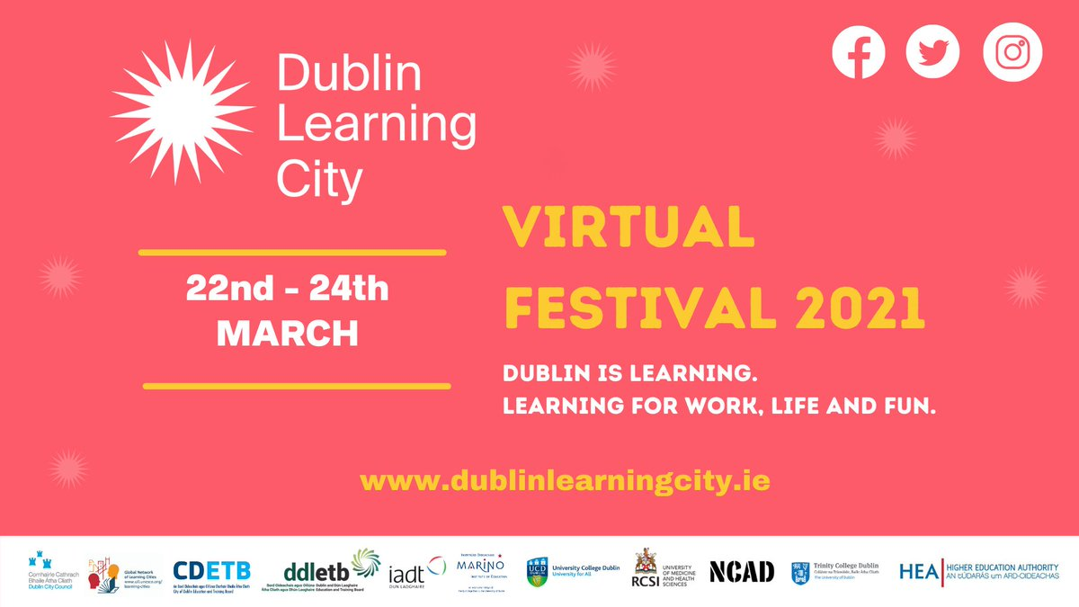 Dublin Learning City (@DubLearningCity) | Twitter