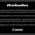 Image for the Tweet beginning: #StopAsianHate
