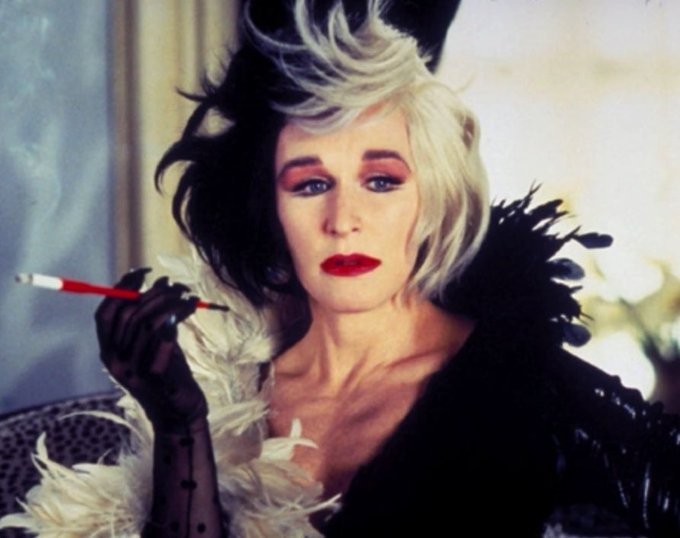 Happy Birthday to Glenn Close who always understands the assignment
