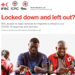 Image for the Tweet beginning: New report by @RedCrossAU out