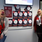 Image for the Tweet beginning: This years Red Nose Day