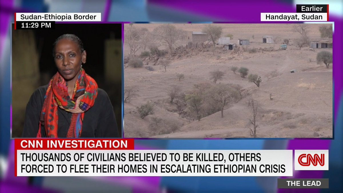 Heartbreaking accounts from victims reveal how rape is used as a weapon of war in the Tigray region of Ethiopia @nimaelbagir reports