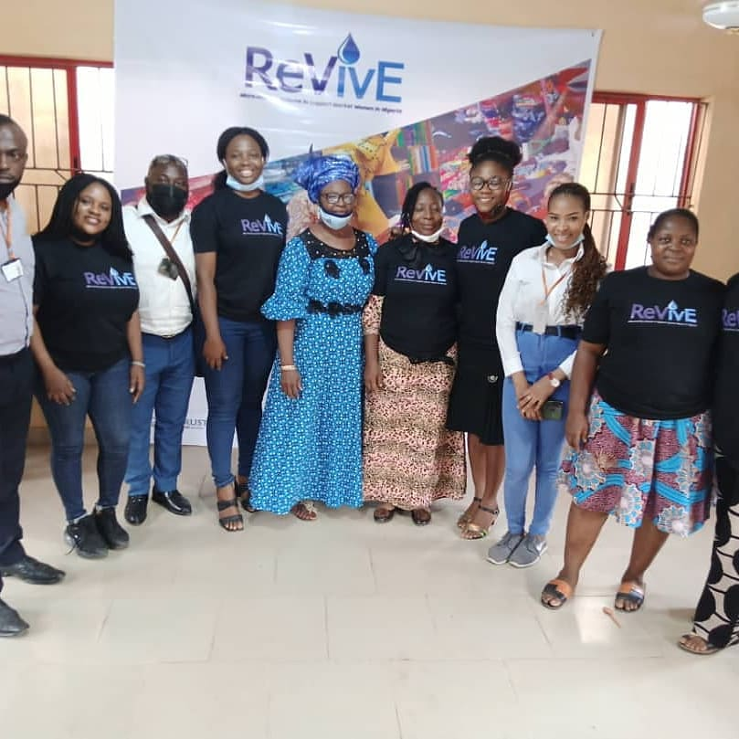 The launch convened 80 market women who shared about the negative impact of COVID 19  on their businesses and the ongoing challenges.  #internationalwomensday2021  #ReVive2021 #BPM365