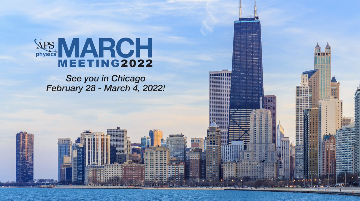 Aps Calendar 2022.Aps Physics Meetings On Twitter Thank You To Everyone Who Attended Apsmarch 2021 We Can T Wait To See You In Chicago In 2022 Remember Meeting Recordings Will Be Available For 90 Days