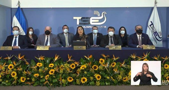 TSE declara firmes los resultados electorales del 28 de febrero