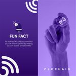 Image for the Tweet beginning: Did you know? By staking $QLC,