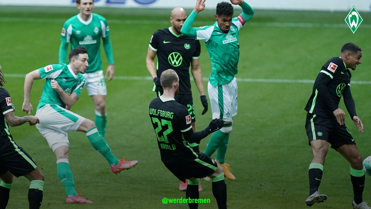 Хэштег #Werder в Твиттере