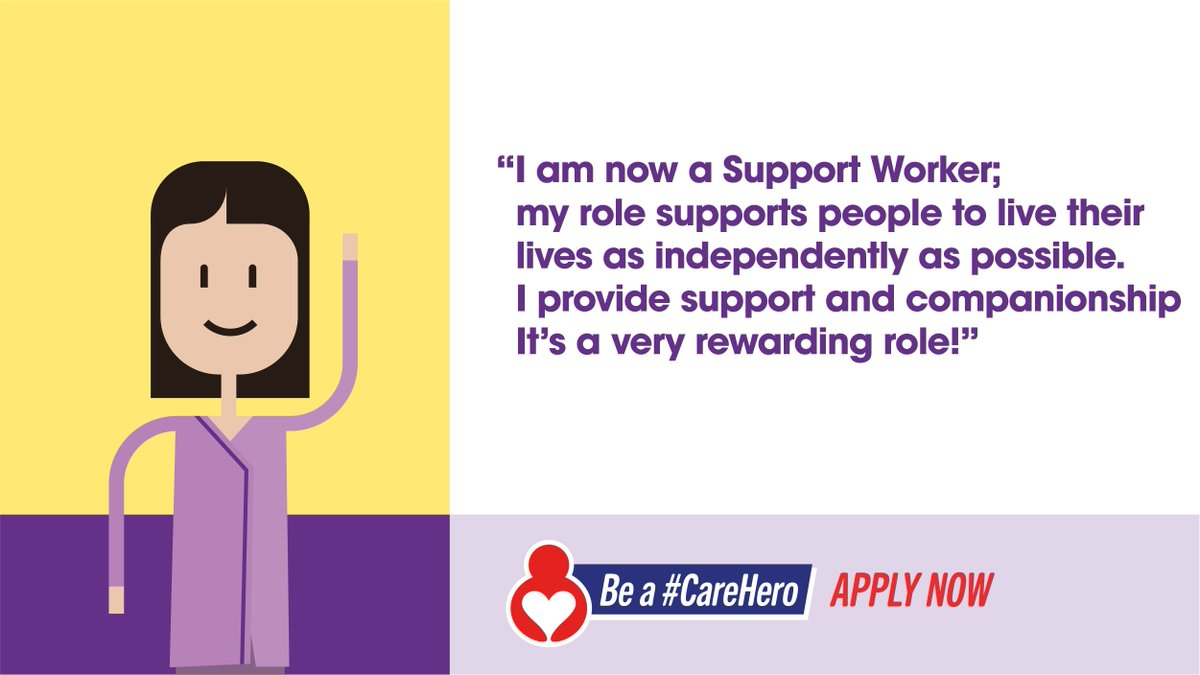 test Twitter Media - From a civil engineer to #supportworker. Be like Allisha and become a #CareHero and work in a rewarding and supportive role.   1000s of #careworker #jobs are available in the #NorthWest - Apply here https://t.co/XDOt65Troy @greater_jobs  #keyworker #socialcare #jobsincare https://t.co/WD5P2Vo310