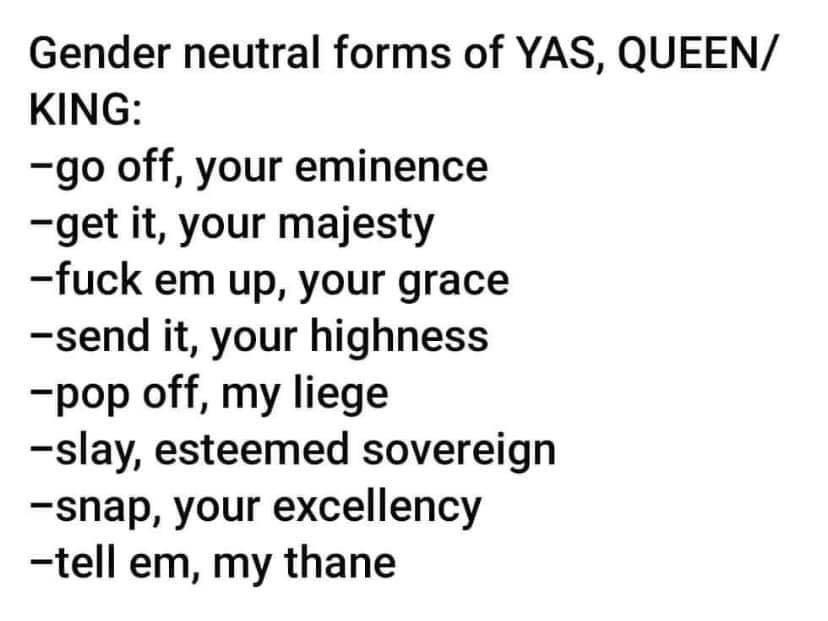 23+ Gender neutral names for queen information
