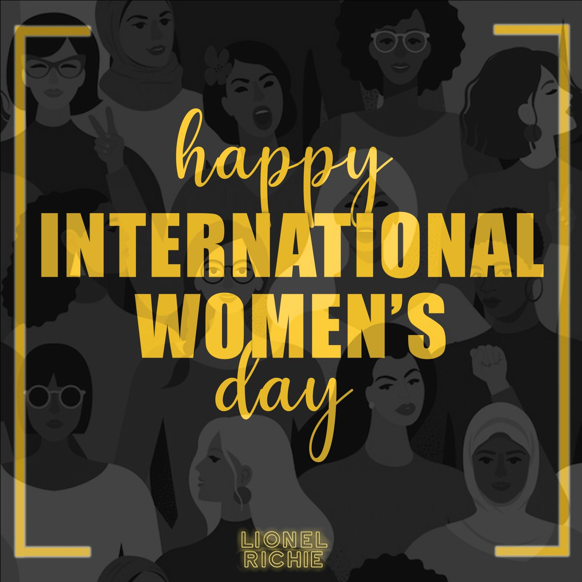 Happy International Women's Day to all the incredible women around the world we celebrate you today and every day. #InternationalWomensDay #IWD2021 https://t.co/Oja9DivCZw