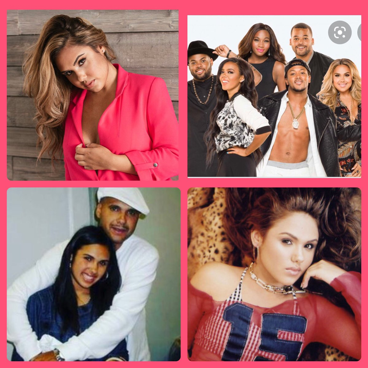 Happy 31st bday to singer and tv personality Kristinia Debarge! She is the daughter of James Debarge! #kristiniadebarge #happybirthday #jamesdebarge #debarge #growinguphiphop #romeomiller #saltnpepa #egyptcriss #angelasimmons #jojosimmons @kristinia 😘