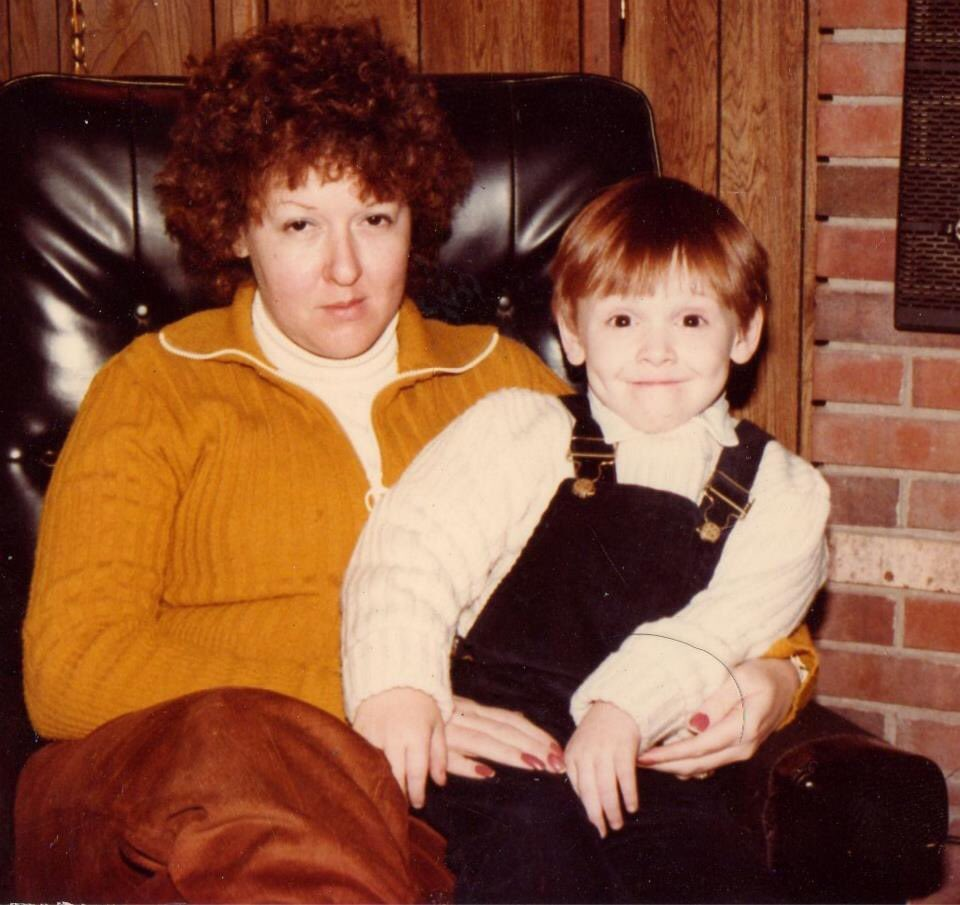 I will always dedicate #InternationalWomensDay to my mom. Taught me to be kind and have an open mind and heart. So everyday is a reminder of how lucky I was. Love you, miss you.