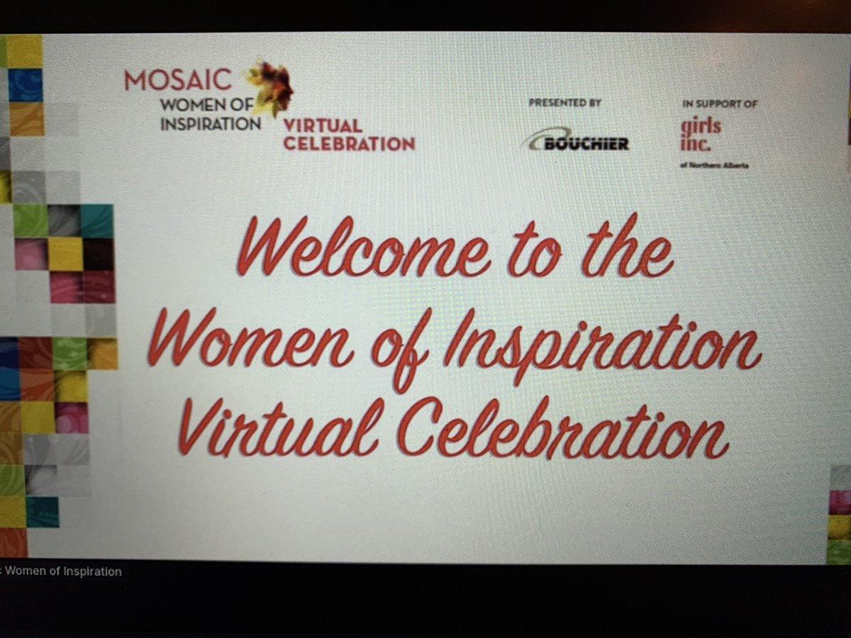 Celebrating International Women's Day by celebrating the Girls Inc Women of Inspiration Virtual Event. Proud to celebrate the youngest recipient Shreeya Patel @WWhighschool #ProudPrincipal @FMPSD #Bold #Strong #Smart #DEI #WomenInLeadership #GirlsInc