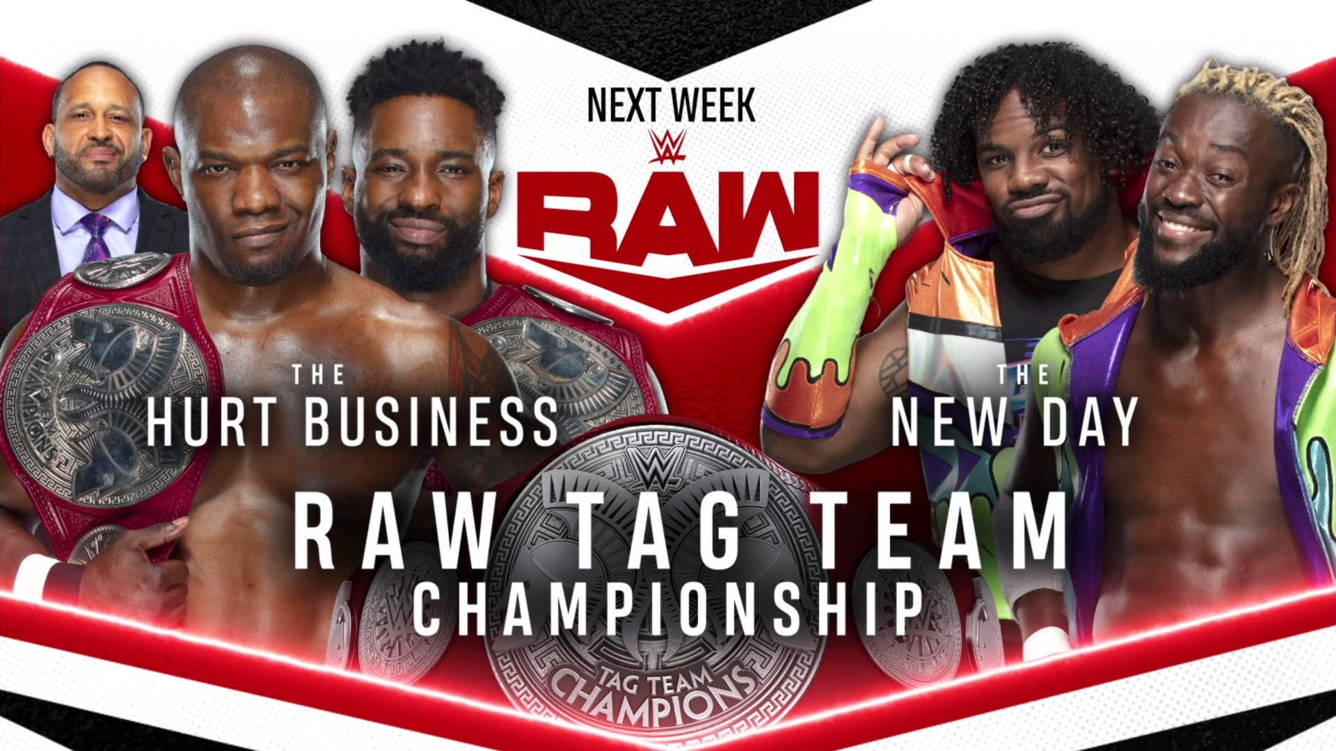 WWE Raw: Two Title Matches And Major NXT Announcements Confirmed 15