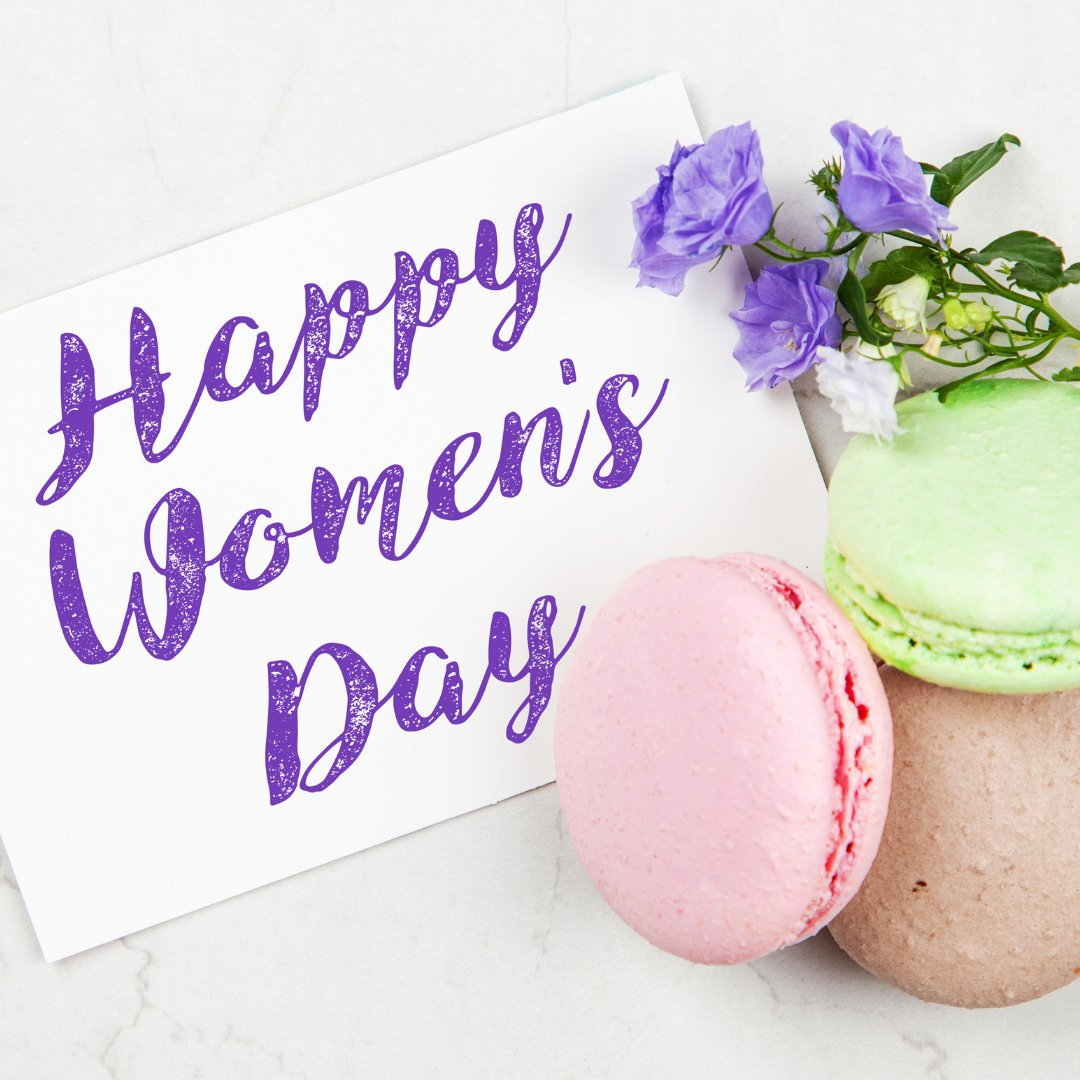 Happy Women's Day to all the amazing women out there.  . . . . . .#happywomenday #powerful #beautiful #sweet #love #strong #college #highereducation #university #codecorecollege #vancouver #vancity #vancitylove #love #surrey #rock
