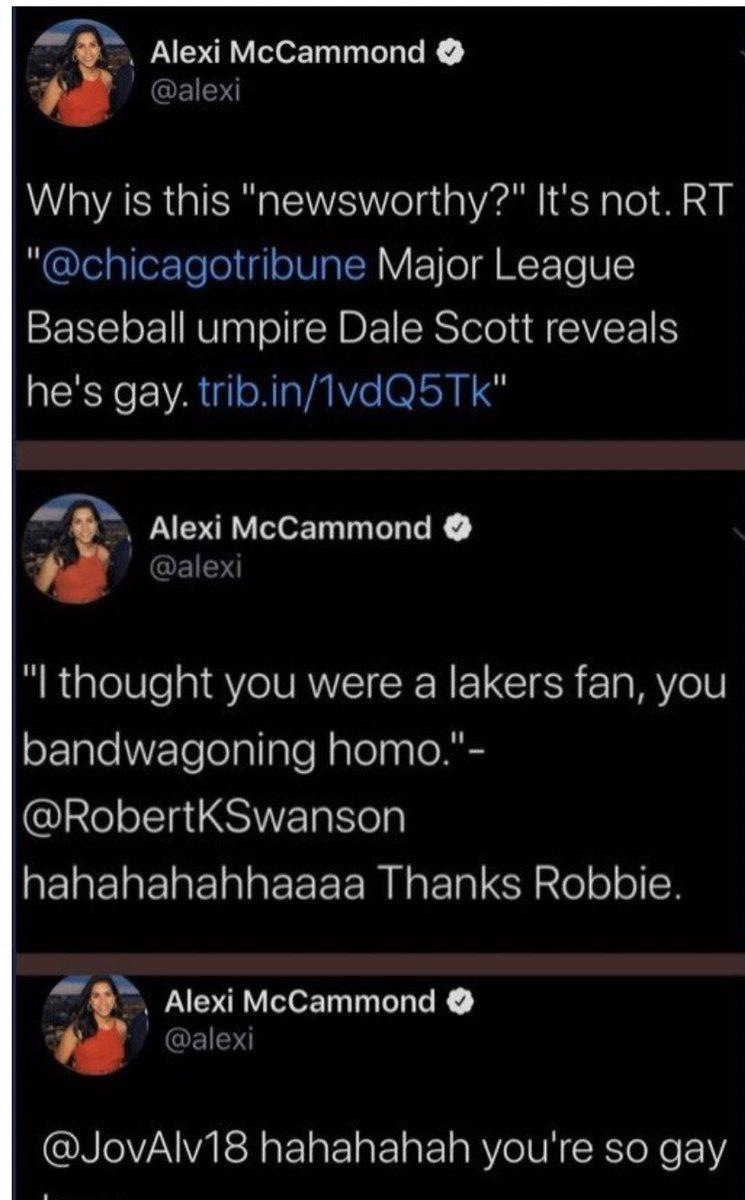 This Alexi McCammond?