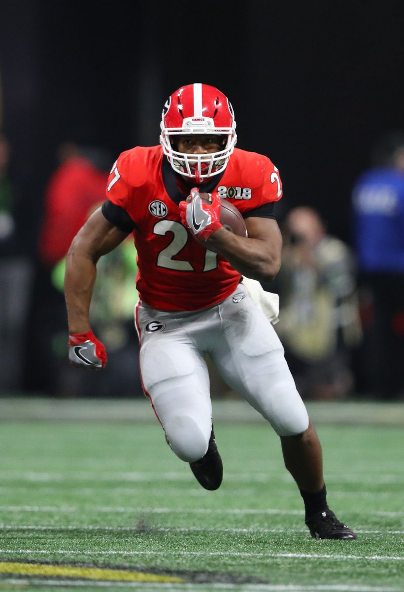 Nick Chubb Takes To Twitter To Refute Pay for Play Claims dawgsports.com/2021/3/8/22320…