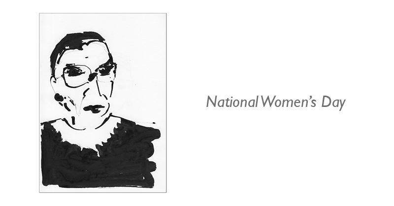 Women's Day  #internationalwomensday #womenempowerment #RuthBaderGinsburg #feminism #womensupportingwomen #womeninbusiness #inspiration #womenpower #woman #march #happy #ruthbaderg