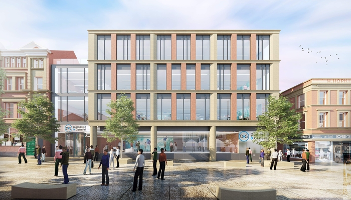 Via @propnews: D&G signs for new 50,000 sq ft hub in Nottingham  #property