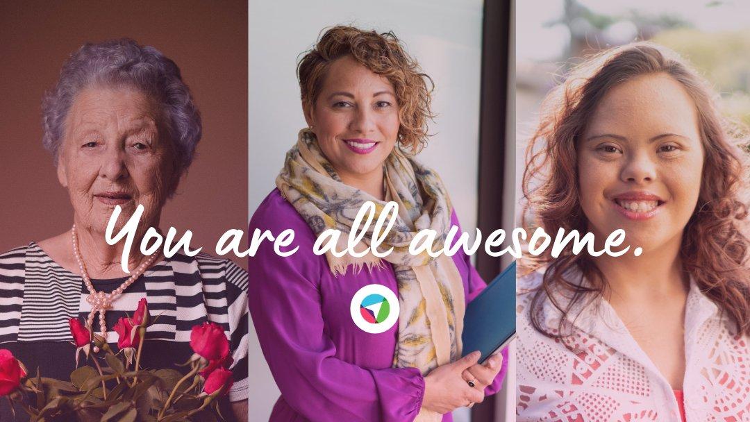 Happy Women's Day from VestLife!  #womensday #specialneedsmom #parent #love #happy #autism