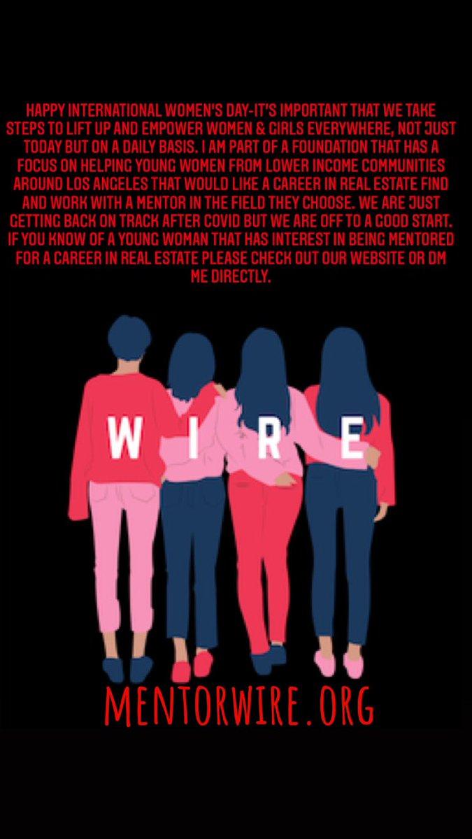 #realestate #cali #california #losangeles #mentoring #mentor #mentorship #women #womensupportingwomen #womenempowerment #womeninbusiness #cre #property #joekillinger #mentoringmatters