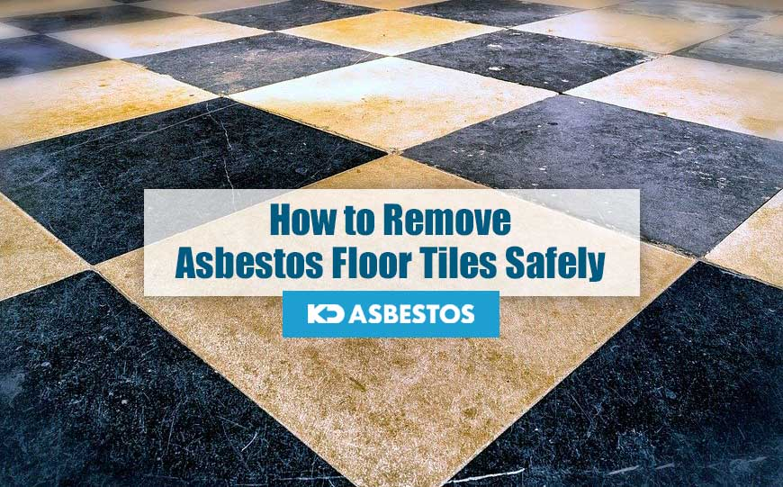 How to Remove Asbestos Floor Tiles Safely.  Does your property contain asbestos floor tiles? Read this comprehensive blog to learn how to remove #asbestos #floor #tiles safely.  #DIY #Health #Homes #Property  RT @KD_Asbestos