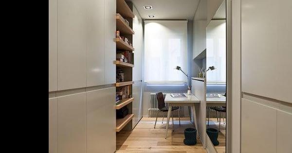 ¿No encuentras sitio para un rincón de trabajo? Te damos cinco ideas #property.