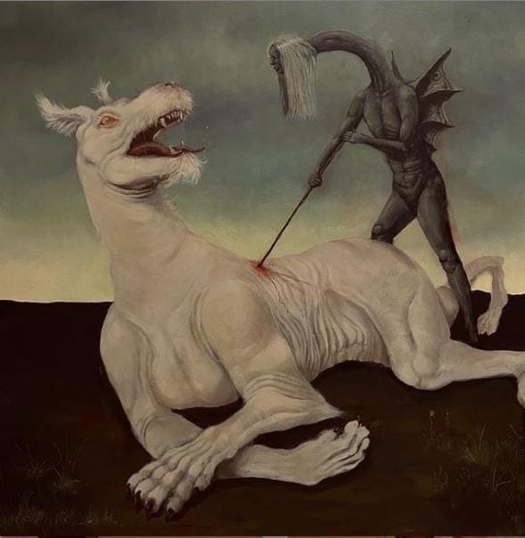 Parker S.Jackson #fantasyart #Dragon #creature #Epic #Fantastico #otherworld