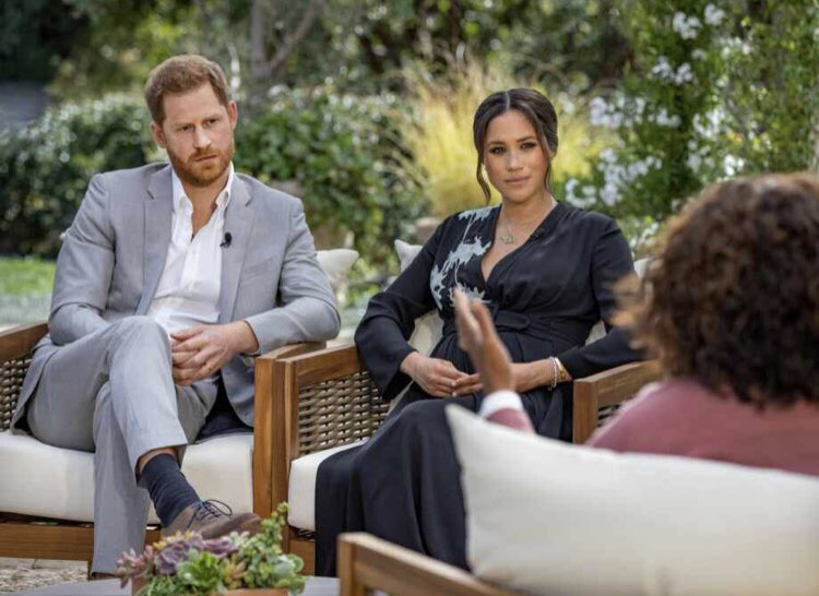Royal Expert Claims, Prince Harry Should Have Better Prepared Meghan Markle for Royal Life but 'Didn't Want to' Put her Off by Explaining How Hard she Would Have to Work
