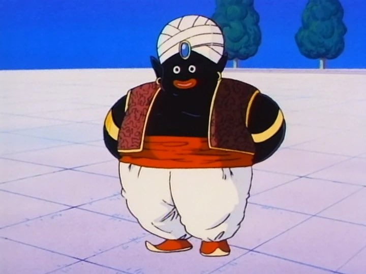 #CancelACartoonCharacter  Mr. Popo because... well duh
