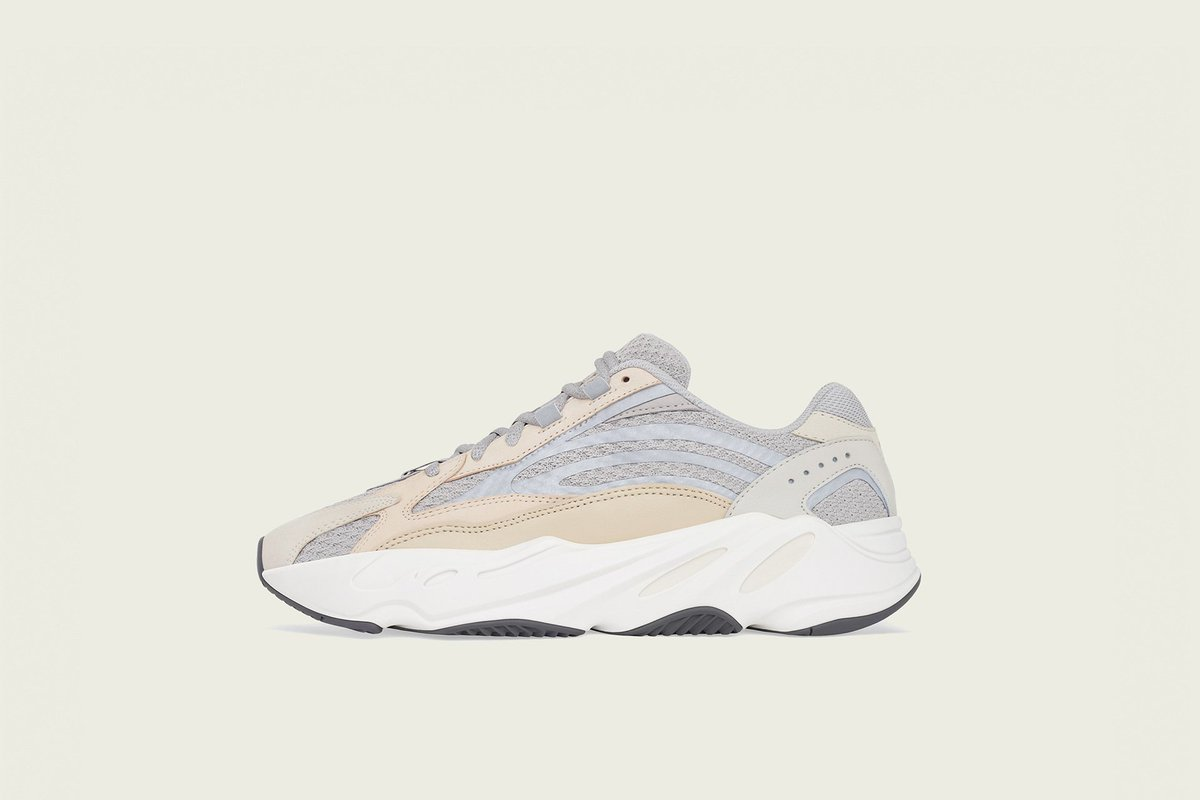 NakedCPH online raffle live for the Adidas Yeezy Boost 700 V2