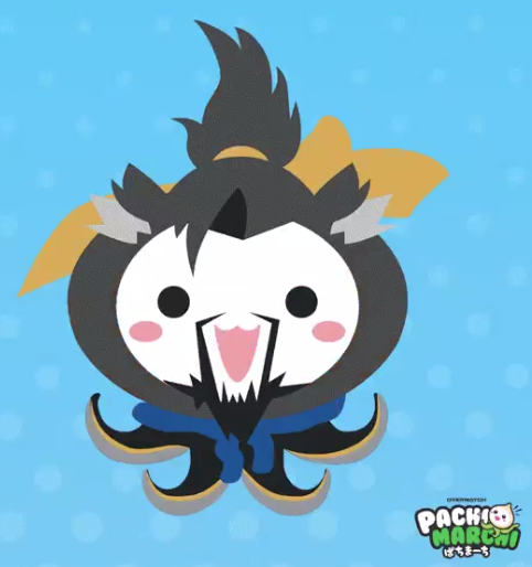 all I want for PachiMarchi is to see more of HIM