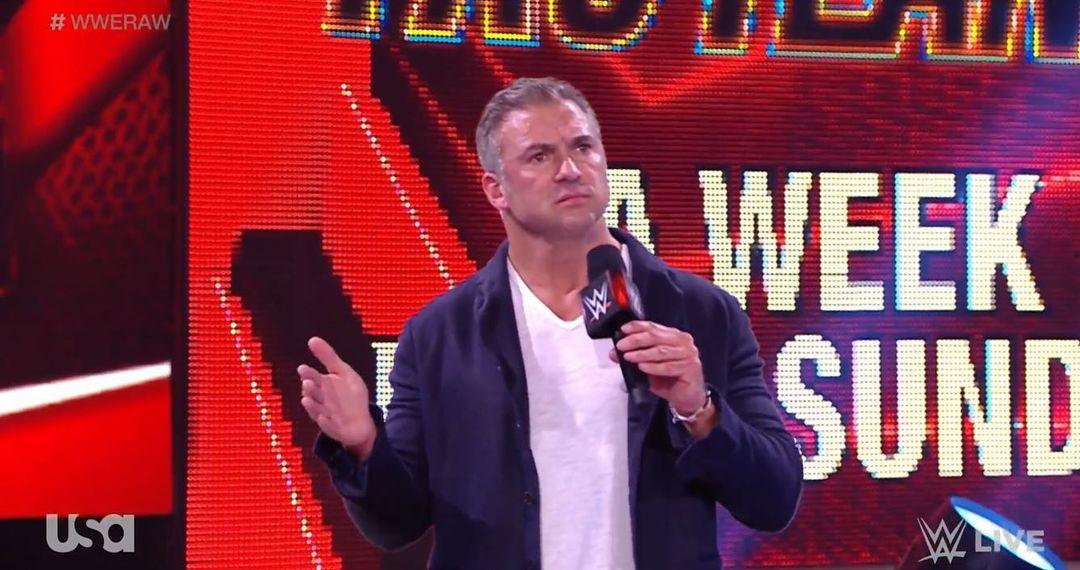 This Segment Was Weird 'AF 🤯😕 #WWERaw #MondayNightRaw #ShaneMcMahon #BraunStrowman #wrestling #Fastlane #WWE