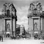 Image for the Tweet beginning: Le porte della città Palermo