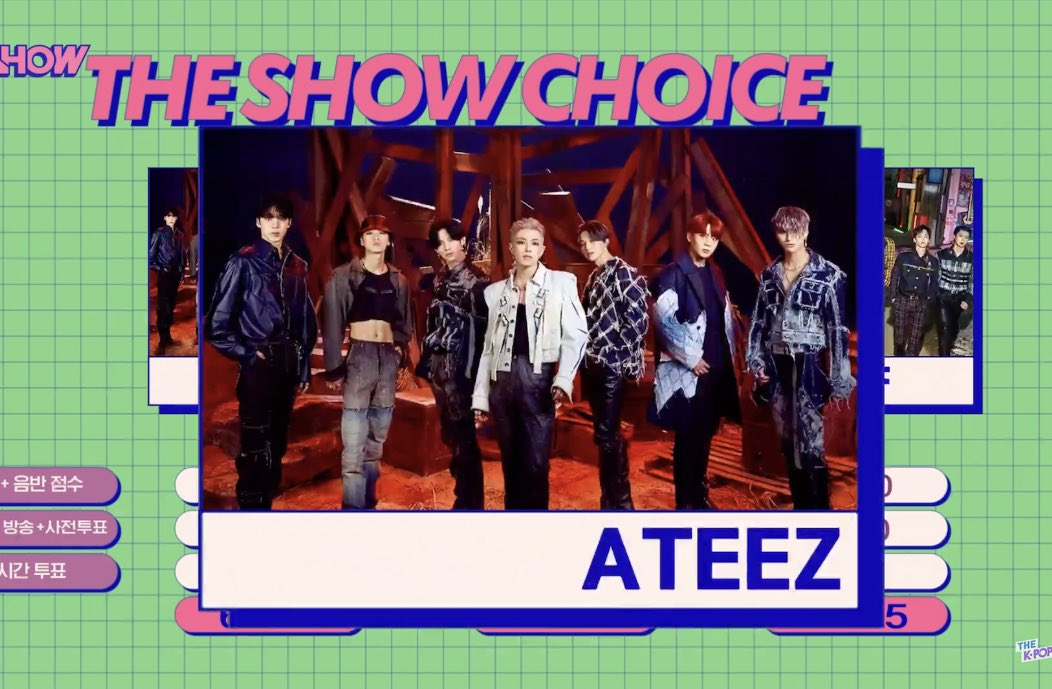 @ATEEZofficial FIREWORKS 1ST WIN !!! 🏆 CONGRATULATIONS  ATEEZ!!! 🎉👏👏👏 THANK YOU TO EVERYONE WHO VOTED AND STREAMED YOU ALL DID A GREAT JOB! 😭💖 #Fireworks1stWin #ATEEZ #에이티즈 #ATEEZ5thWin #Fireworks #FEVER_Part_2