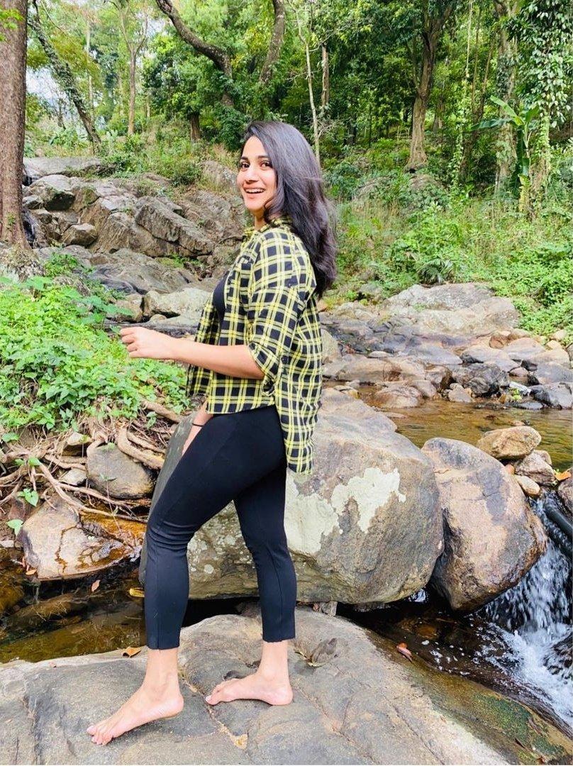 #Actress #Losliya #Kollywood #photo #picoftheday