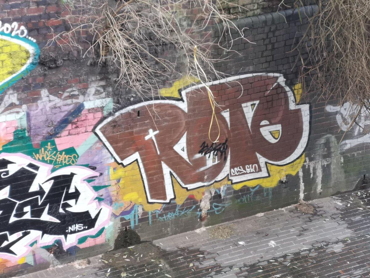 Deritend  #brumstreetart #birmingham #BSA #graffiti #graffitiart #streetartphoto #UK #birminghamuk #streetart #urbanart #digbeth